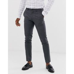 Premium - Pantalon de costume stretch ultra slim - jack & jones - Modalova