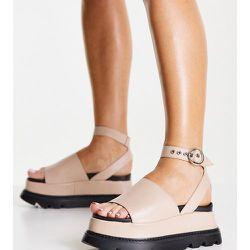 Sandales à plateforme - Crème - Exclusivité - Lamoda - Modalova