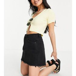 Mini-jupe en jean - Missguided Petite - Modalova