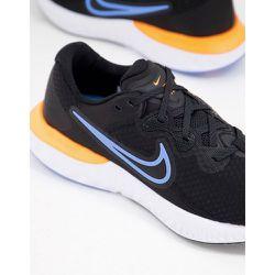 Renew Run - Baskets - et bleu - Nike Running - Modalova