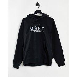 Obey - Figures - Hoodie - Noir - Obey - Modalova