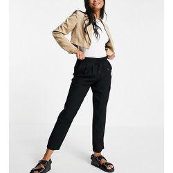 Pantalon droit noué à la taille - Only Petite - Modalova