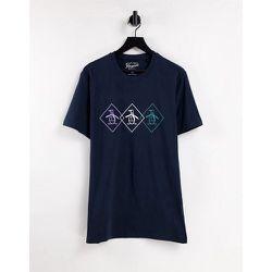 Pete - T-shirt avec motif losange - Original Penguin - Modalova