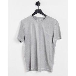 T-shirt ras de cou à surpiqûres - Original Penguin - Modalova