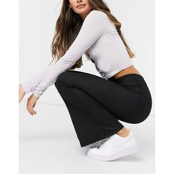 Pantalon évasé en jersey - Pieces - Modalova