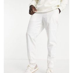 X ASOS - Collaboration exclusive - Pantalon en ripstop avec ceinture et logo joueur de polo - Crème - Polo Ralph Lauren - Modalova