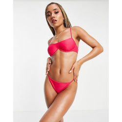 Haut de bikini à armatures - vif - Public Desire - Modalova