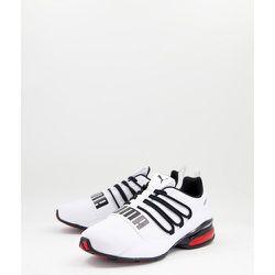 Cell Regulate - Baskets en tulle - Blanc, et rouge - Puma - Modalova