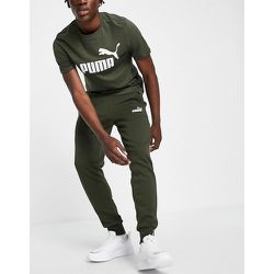 Essentials - Jogger à logo - Kaki - Puma - Modalova