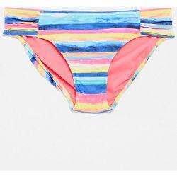 Bas de bikini bandeau à rayures - Seafolly - Modalova