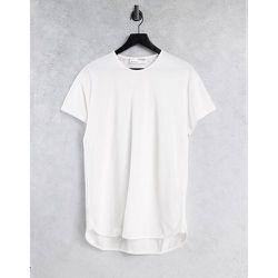 T-shirt décontracté à col ras de cou - Selected Homme - Modalova