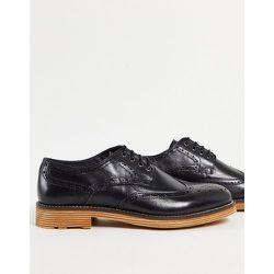 Chaussures richelieu en cuir à lacets - Silver Street - Modalova