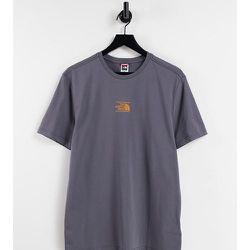 Center Dome - T-shirt - - Exclusivité ASOS - The North Face - Modalova