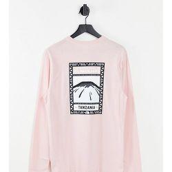 Exclusivité ASOS - Faces - T-shirt à manches longues - The North Face - Modalova