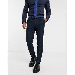 Pantalon de costume skinny - marine - Topman - Modalova