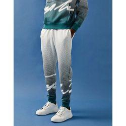 Pantalon de jogging emblématique demi-teinte - Topman - Modalova