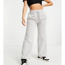 Petite - Pantalon droit épuré - Topshop - Modalova