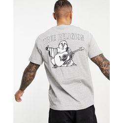 T-shirt à motif Bouddha - True Religion - Modalova