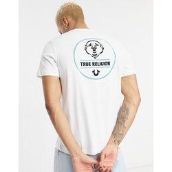 T-shirt avec logo imprimé au dos - True Religion - Modalova