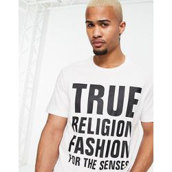 T-shirt imprimé «Fashion For Senses» - True Religion - Modalova