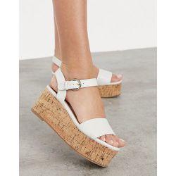 Sandales à semelle plateforme - Truffle Collection - Modalova