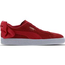 Suede Bow - Primaire-College Chaussures - Puma - Modalova