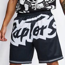 Big Face 3.0 Toronto Raptors Basketball - Shorts - Mitchell and Ness - Modalova