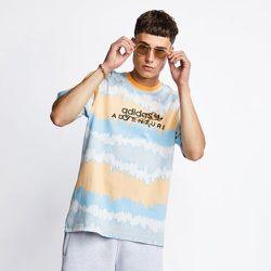Adicolor Shortsleeve - T-Shirts - Adidas - Modalova