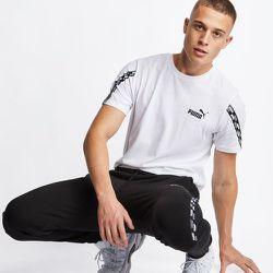 Power Tape Shortsleeve - T-Shirts - Puma - Modalova