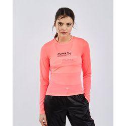 Evide Long-sleeve Mesh - T-Shirts - Puma - Modalova