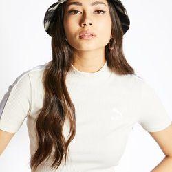 Classic Rib Mock Neck - T-Shirts - Puma - Modalova