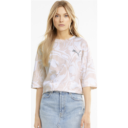 Shortsleeve Ocean Queen - T-Shirts - Puma - Modalova