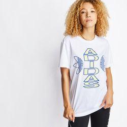 Loose Collegiate T-Shirt - T-Shirts - Adidas - Modalova