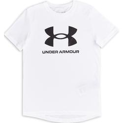 Boys Sportstyle Logo Shortsleeve - Primaire-College T-Shirts - Under Armour - Modalova