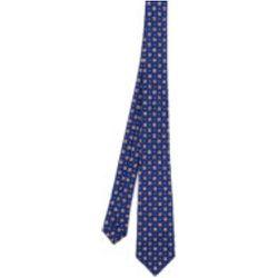 Cravate - Bleu - Kiton - Modalova