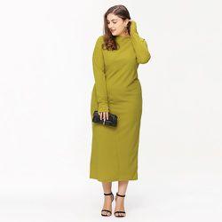 Grande taille Robe maxi oversize - SHEIN - Modalova