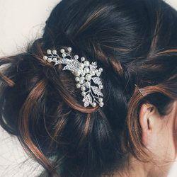 Accessoires cheveux /Blanche Glamour - SHEIN - Modalova