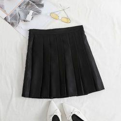 Jupe courte plissée - SHEIN - Modalova