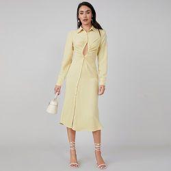 Robe chemise moulante - SHEIN - Modalova