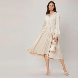 Robe chemise fluide - SHEIN - Modalova