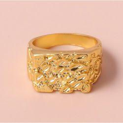 Bague en en plaqué or - SHEIN - Modalova