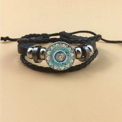 Bracelet en cuir PU multicouche - SHEIN - Modalova
