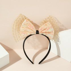 Serre-tête à nœud papillon - SHEIN - Modalova