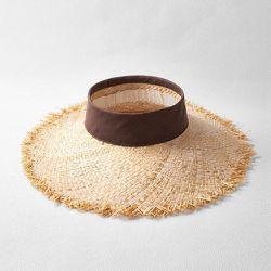 Chapeau de paille vacances - SHEIN - Modalova