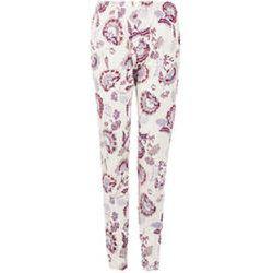 Pantalon coupe droite avec poches en coton Favourites Elegance - CALIDA - Modalova