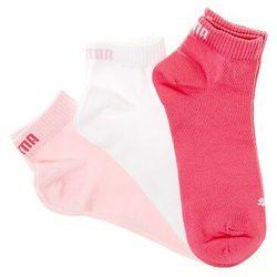 Lot de 3 paires de socquettes '' tige courte - Puma - Modalova
