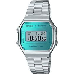 Watch - A168Wem-2Ef , , Taille: Onesize - Casio - Modalova