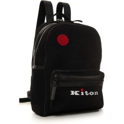 Canvas rucksack Kiton - Kiton - Modalova