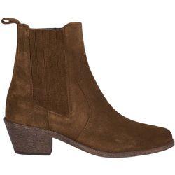 Sofia suede leather boots , , Taille: 37 - Anthology Paris - Modalova