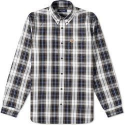 Authentic Check Shirt , , Taille: M - Fred Perry - Modalova
